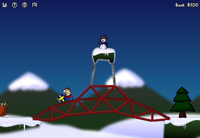 Cool Math Games Build The Bridge - Math4K